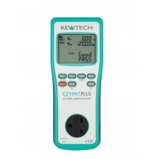 Kewtech EZYPAT PLUS Battery Operated 230V / 110V Run Leakage