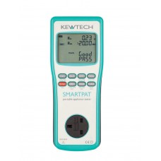 Kewtech SMARTPAT Battery Operated 230V / 110V Run Leakage and Controllable Remotely